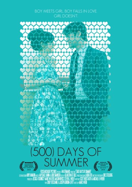 500 dias com ela